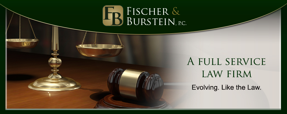 Fischer & Burstein | Queens and Nassau General Litigation